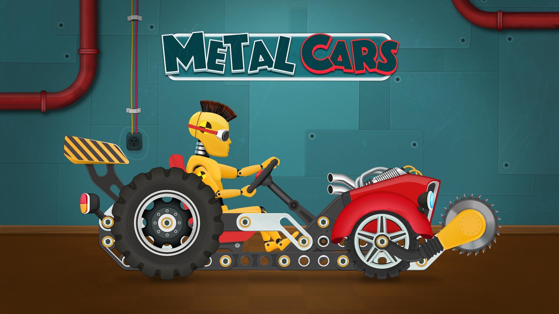 Car Builder and Racing Game for Kids 1.3 Screenshot 6