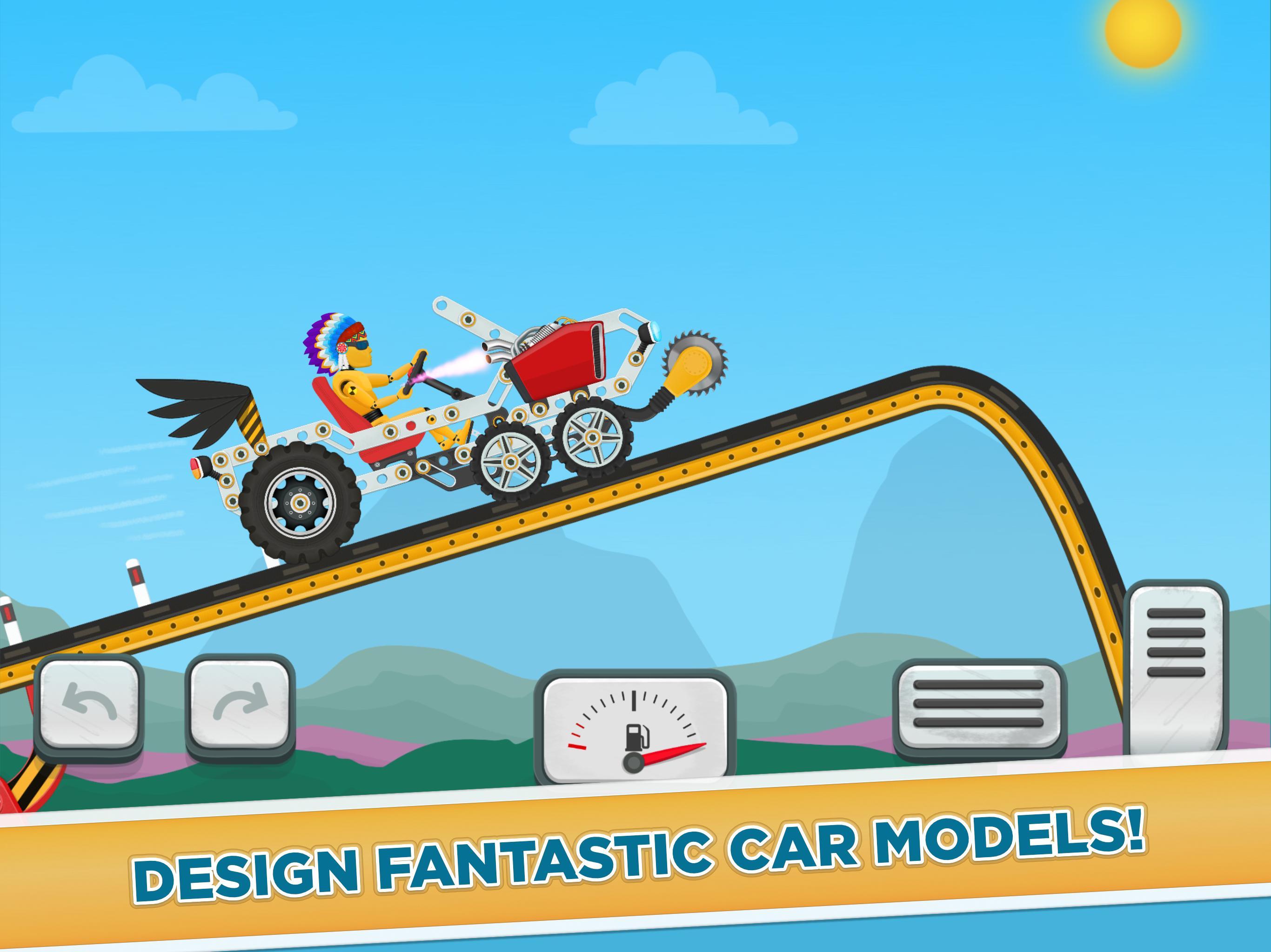 Car Builder and Racing Game for Kids 1.3 Screenshot 7