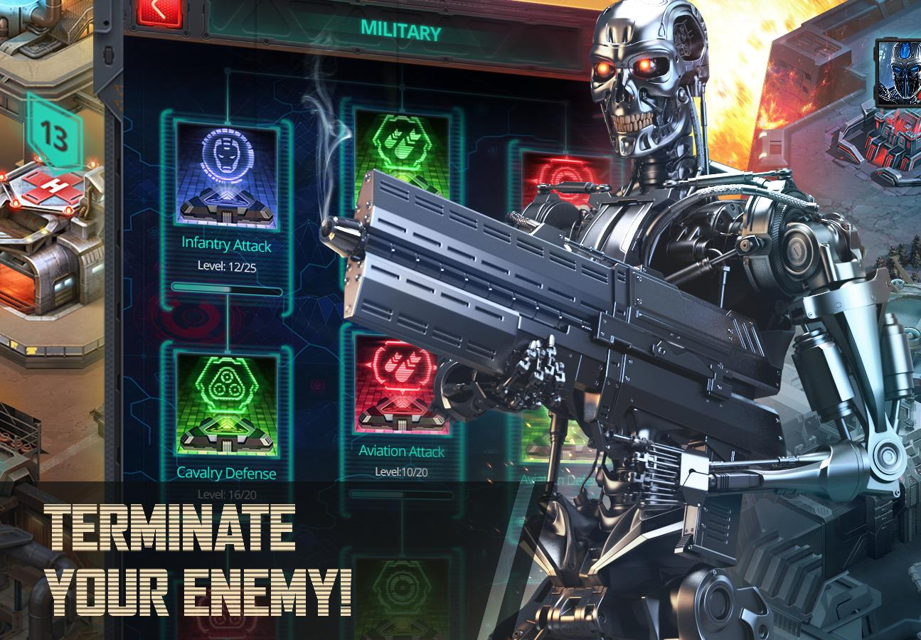Terminator Genisys: Future War 1.9.3.274 Screenshot 15