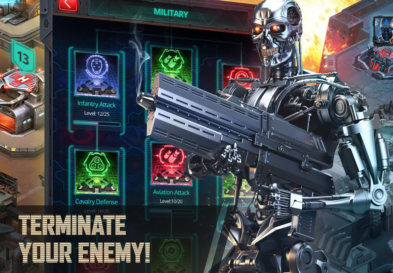 Terminator Genisys: Future War 1.9.3.274 Screenshot 3