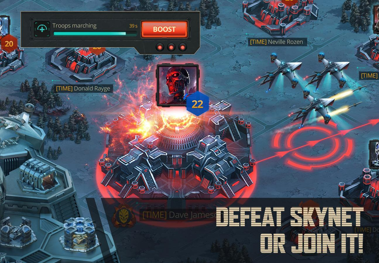 Terminator Genisys: Future War 1.9.3.274 Screenshot 4