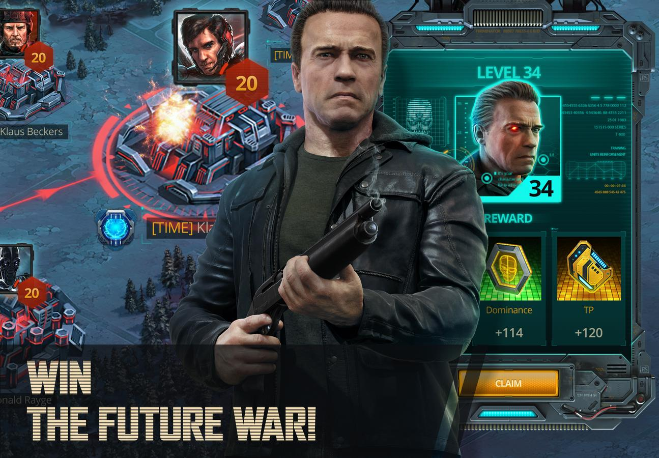 Terminator Genisys: Future War 1.9.3.274 Screenshot 5