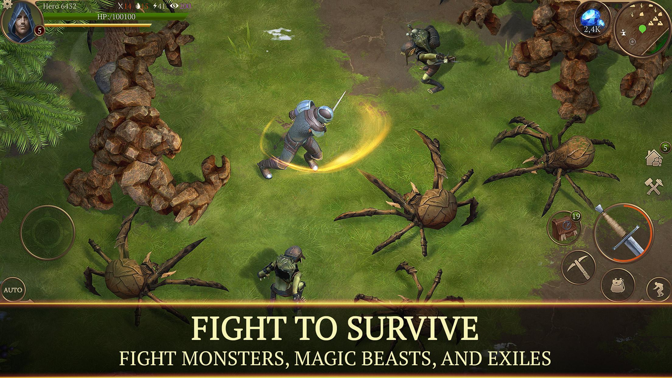 Stormfall: Saga of Survival 1.14.7 Screenshot 18