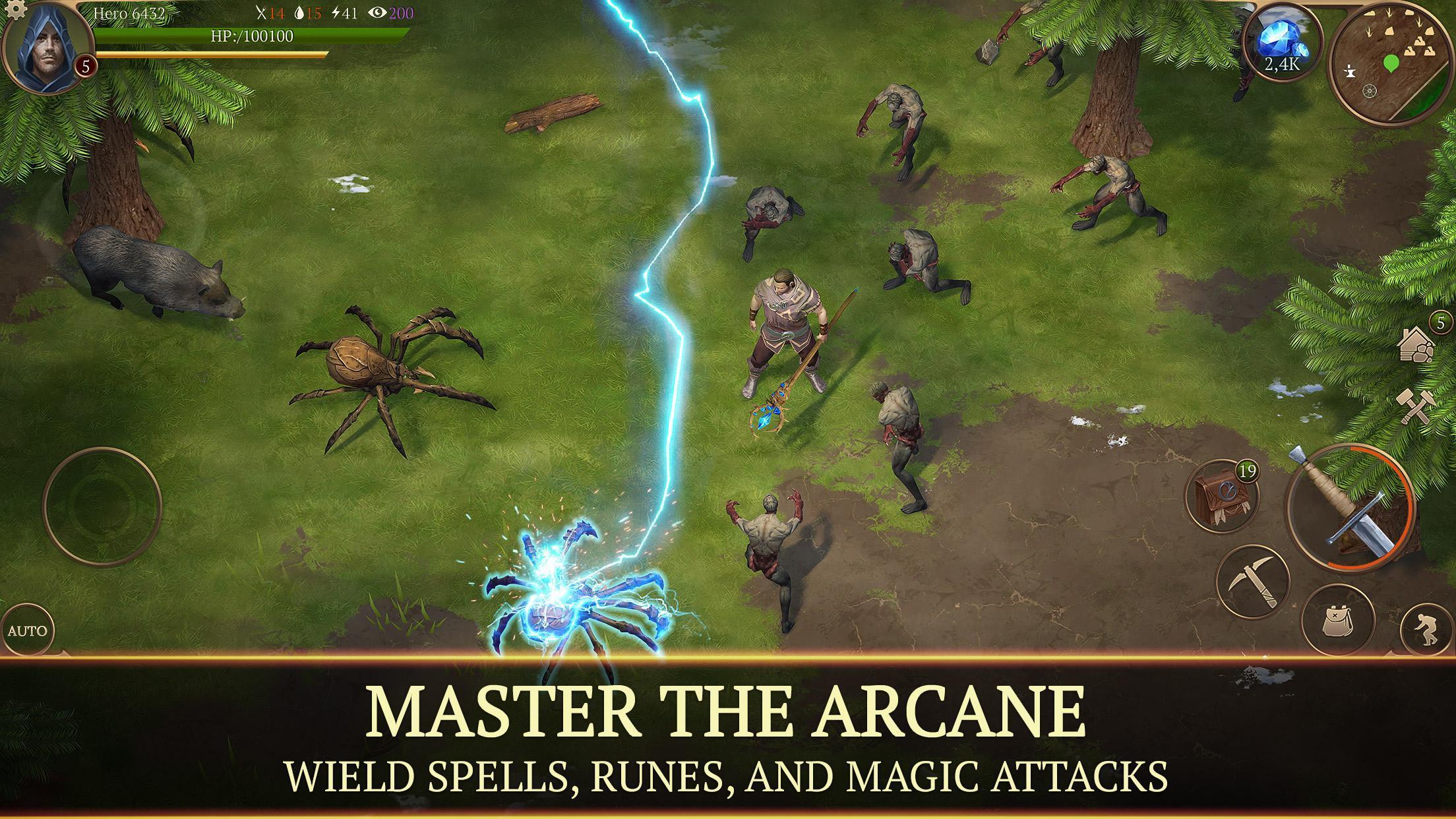 Stormfall: Saga of Survival 1.14.7 Screenshot 6