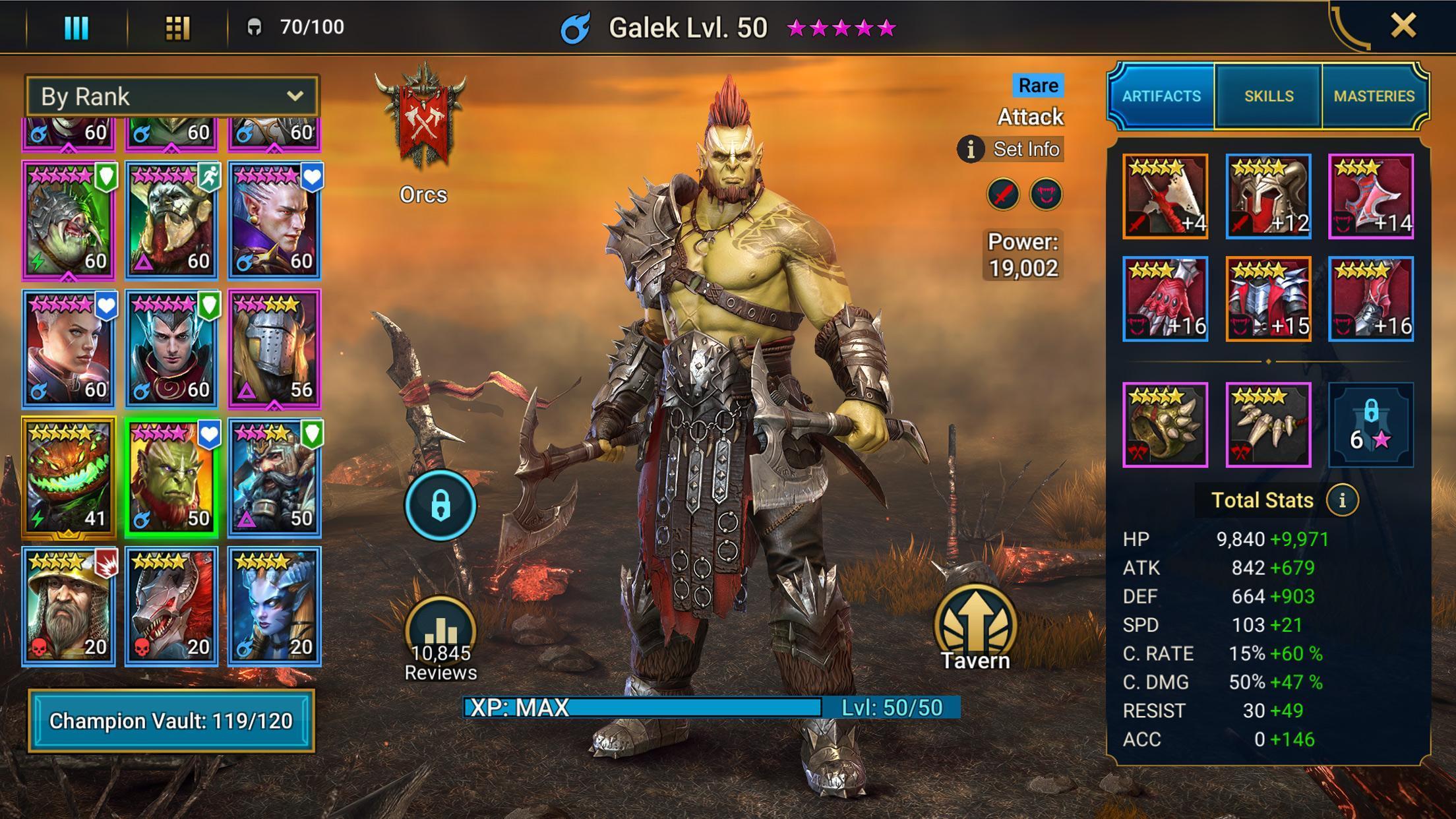 RAID: Shadow Legends 2.35.0 Screenshot 15