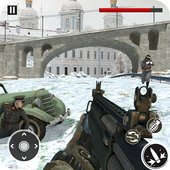 American World War Fps Shooter Free Shooting Games app icon