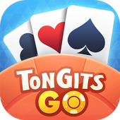 Tongits Go The Best Card Game Online app icon