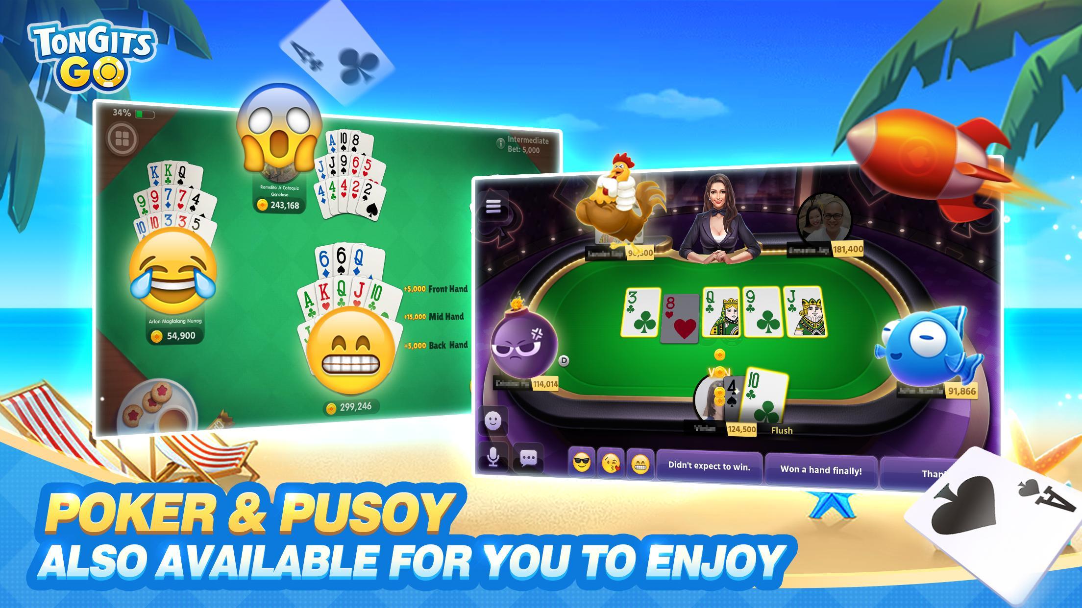 Tongits Go The Best Card Game Online 2.9.16 Screenshot 5