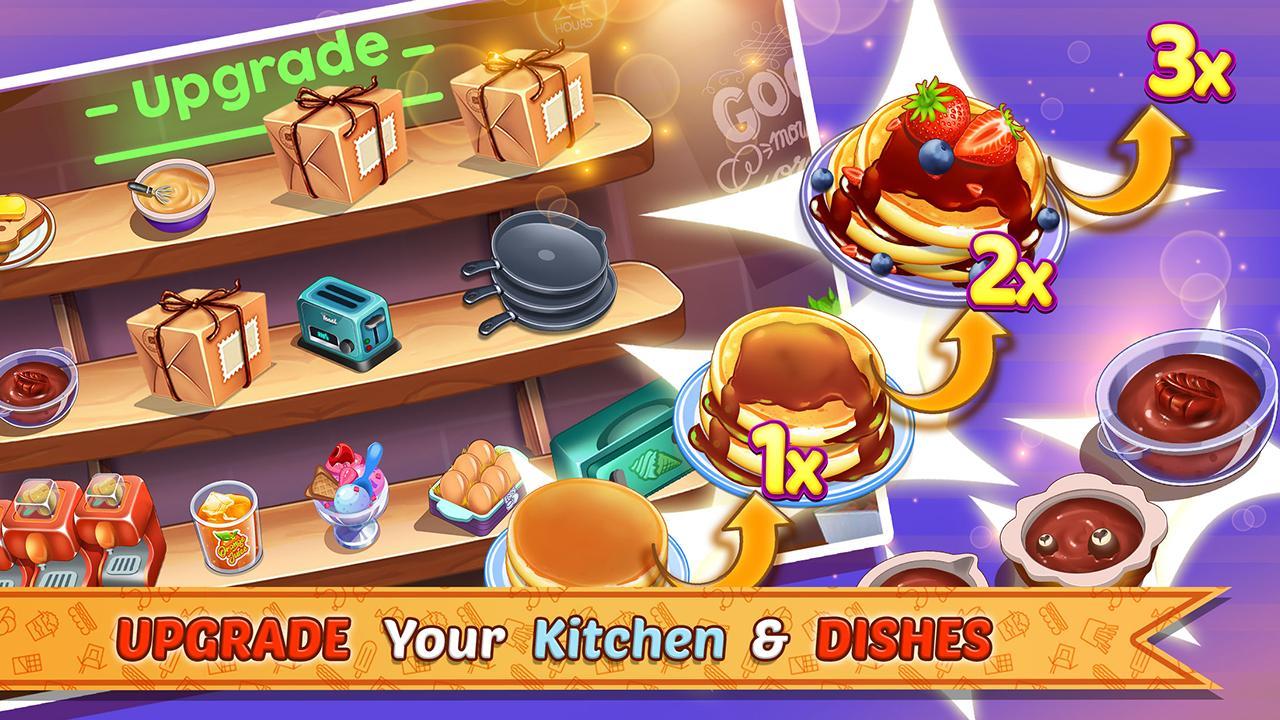 Kitchen Station Chef Cooking Restaurant Tycoon 7.9 Screenshot 10