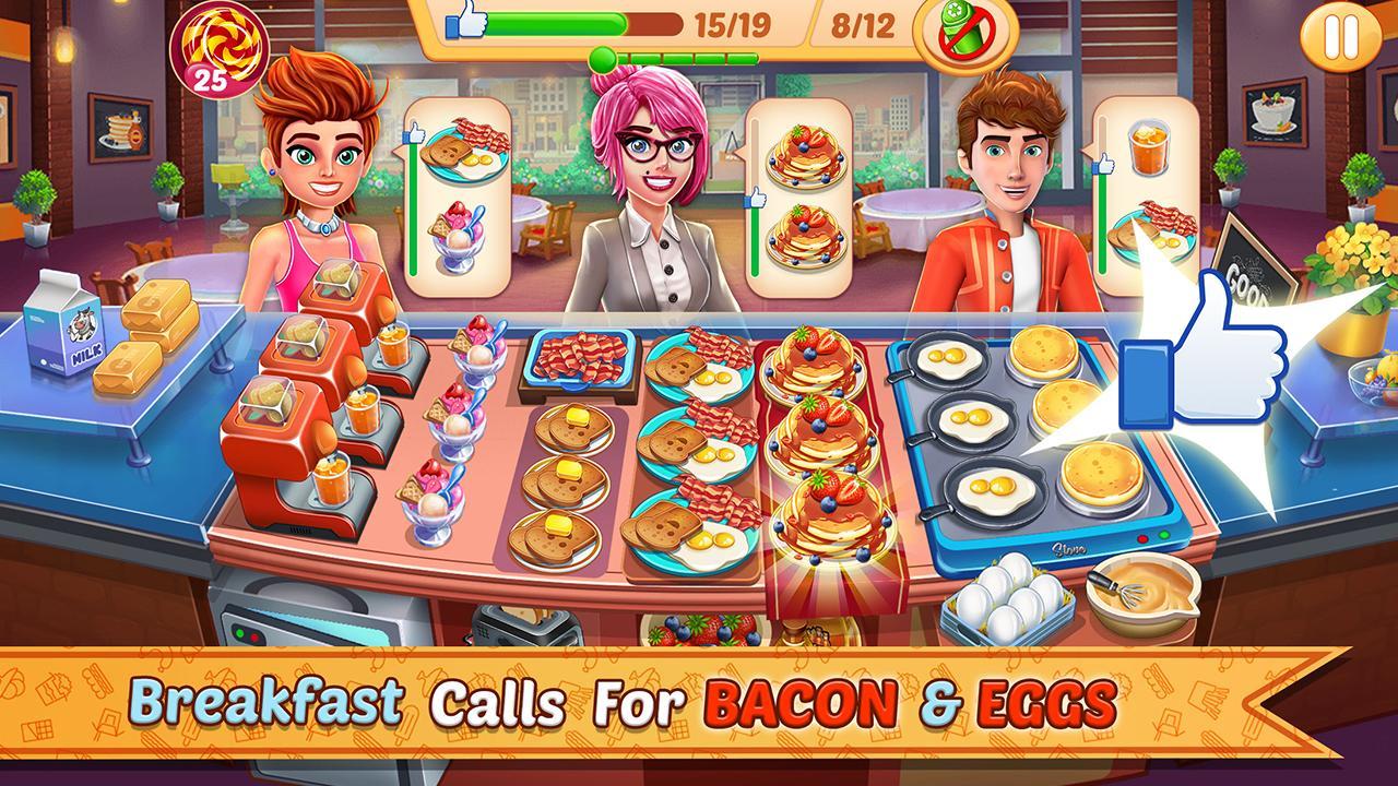 Kitchen Station Chef Cooking Restaurant Tycoon 7.9 Screenshot 11