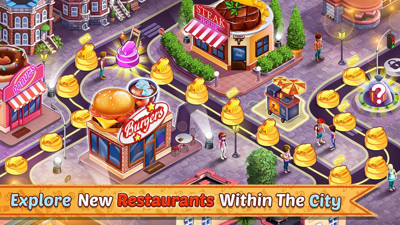 Kitchen Station Chef Cooking Restaurant Tycoon 7.9 Screenshot 12