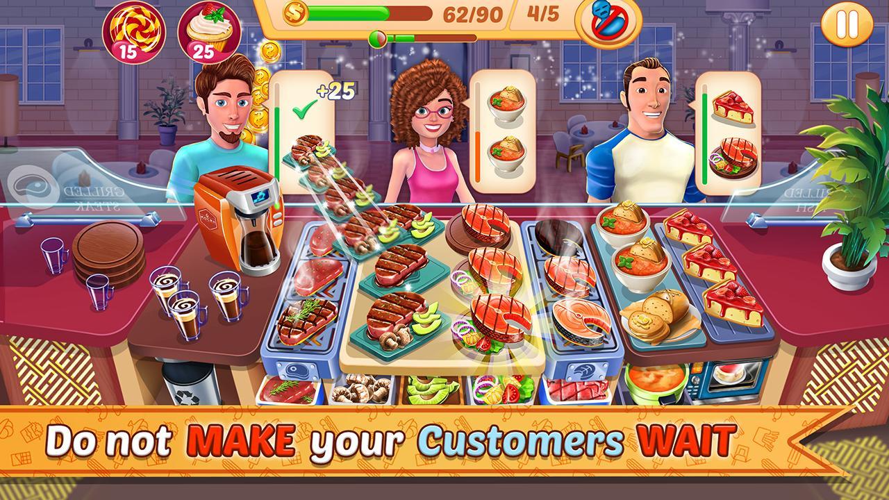 Kitchen Station Chef Cooking Restaurant Tycoon 7.9 Screenshot 13