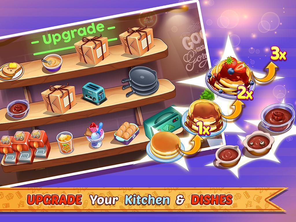 Kitchen Station Chef Cooking Restaurant Tycoon 7.9 Screenshot 17