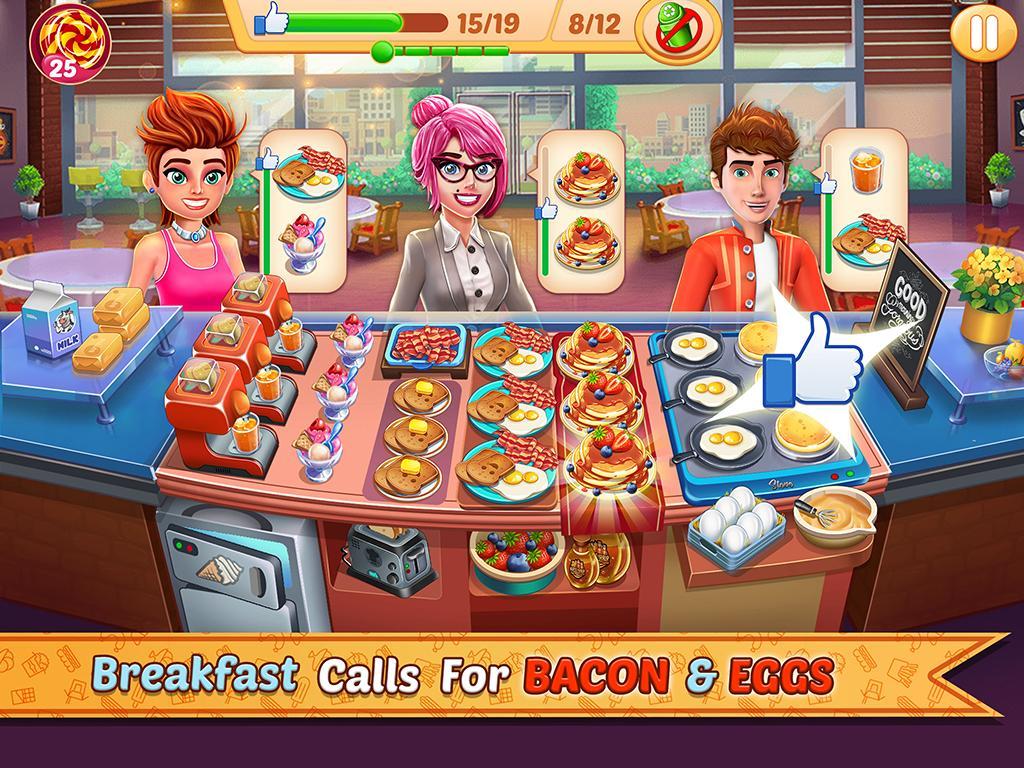 Kitchen Station Chef Cooking Restaurant Tycoon 7.9 Screenshot 4
