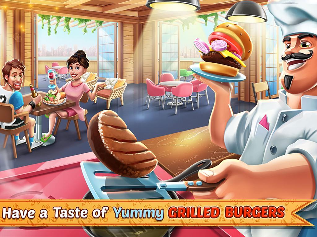 Kitchen Station Chef Cooking Restaurant Tycoon 7.9 Screenshot 7