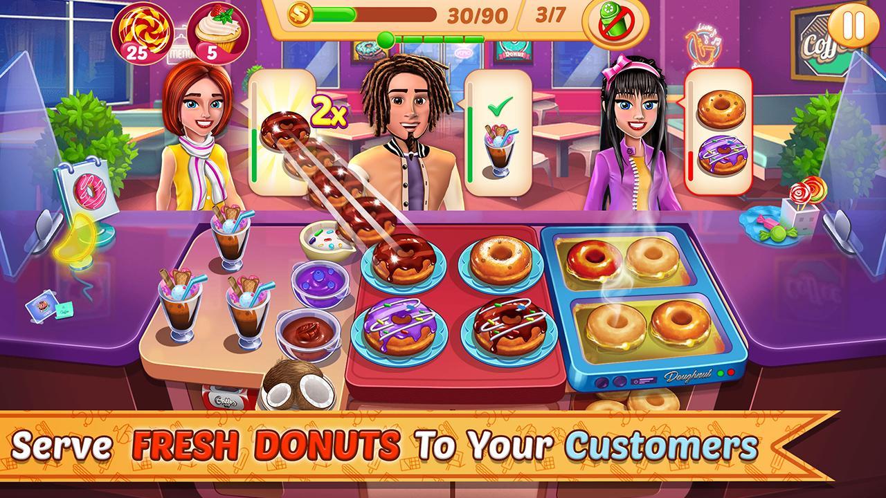 Kitchen Station Chef Cooking Restaurant Tycoon 7.9 Screenshot 8