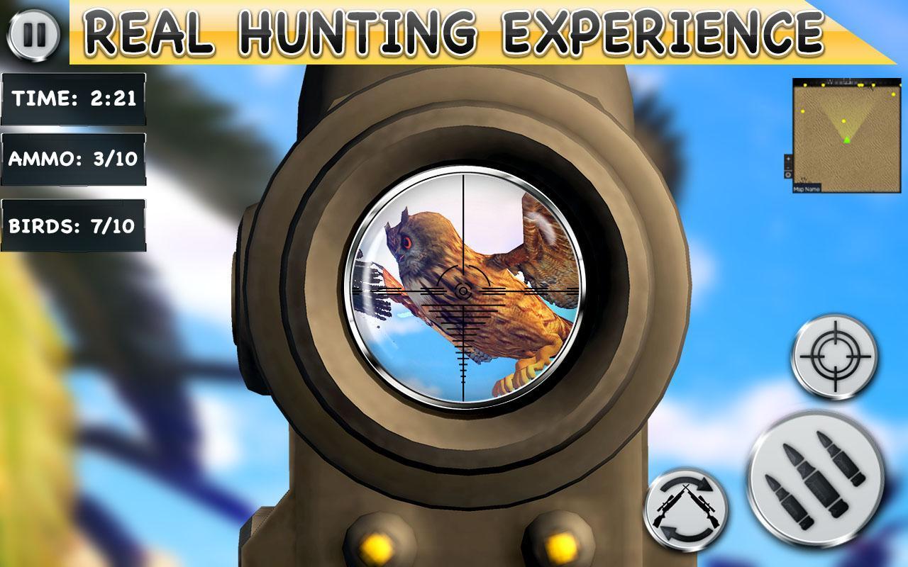Desert Birds Sniper Shooter - Bird Hunting 2019 4.0 Screenshot 5
