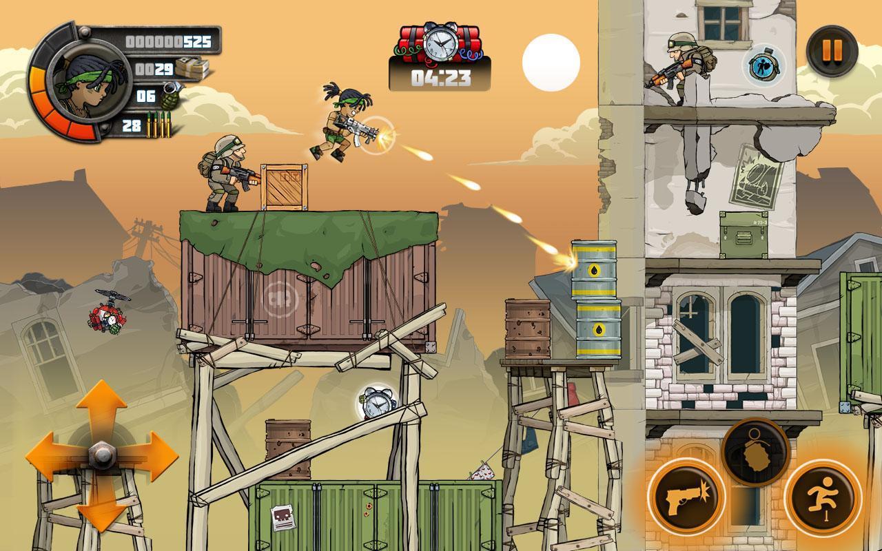 Metal Soldiers 2 2.78 Screenshot 1