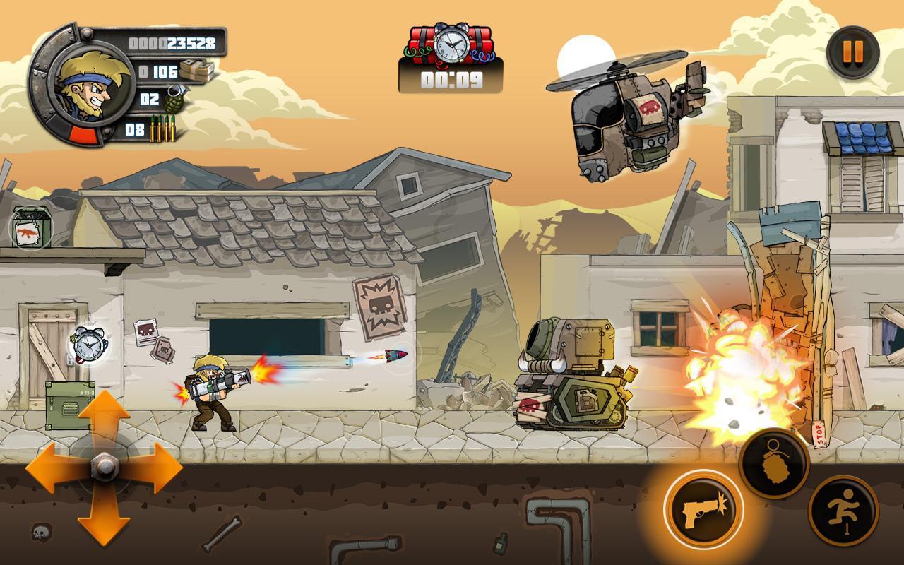 Metal Soldiers 2 2.78 Screenshot 2