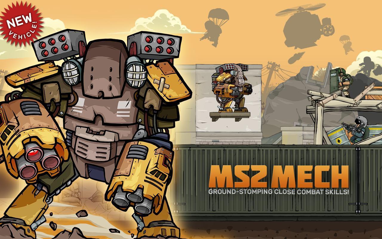 Metal Soldiers 2 2.78 Screenshot 3
