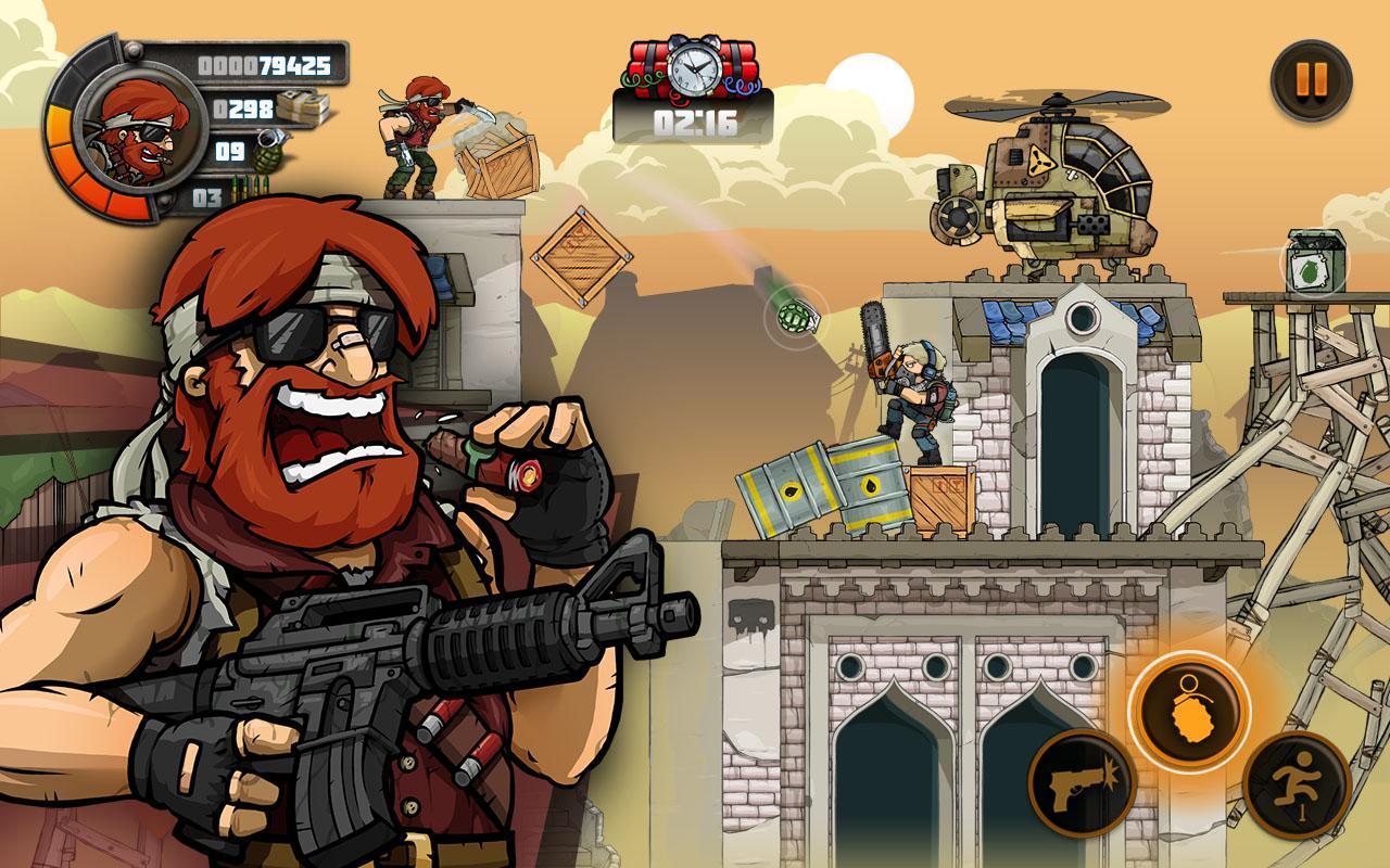 Metal Soldiers 2 2.78 Screenshot 4