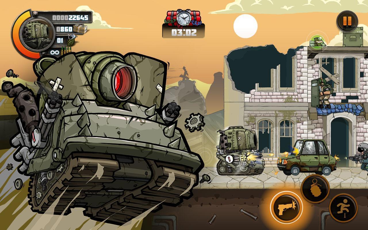 Metal Soldiers 2 2.78 Screenshot 5