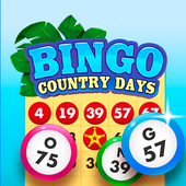 Bingo Country Days Best Free Bingo Games app icon