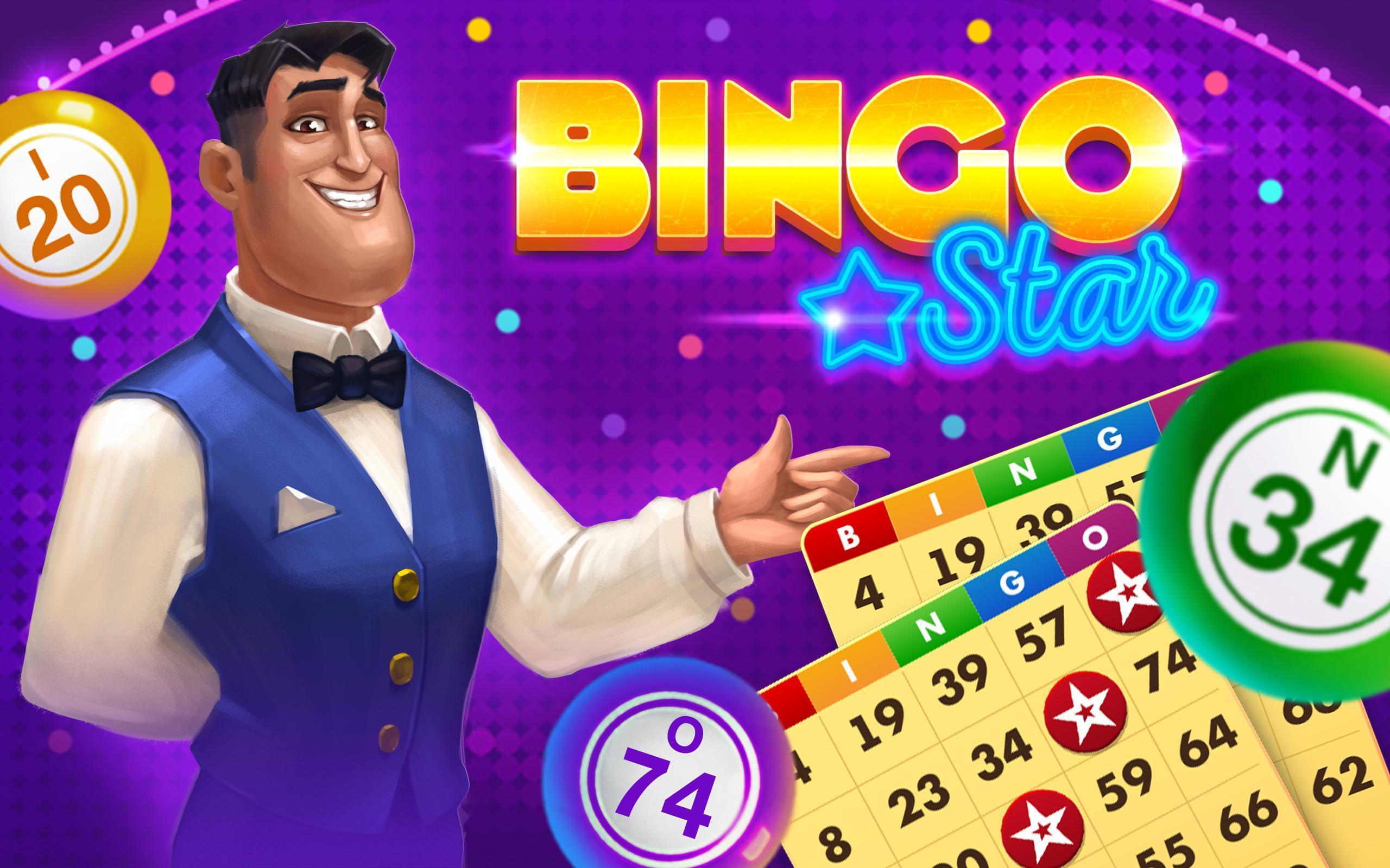 Bingo Star Bingo Games 1.1.347 Screenshot 1