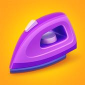 Perfect Ironing app icon