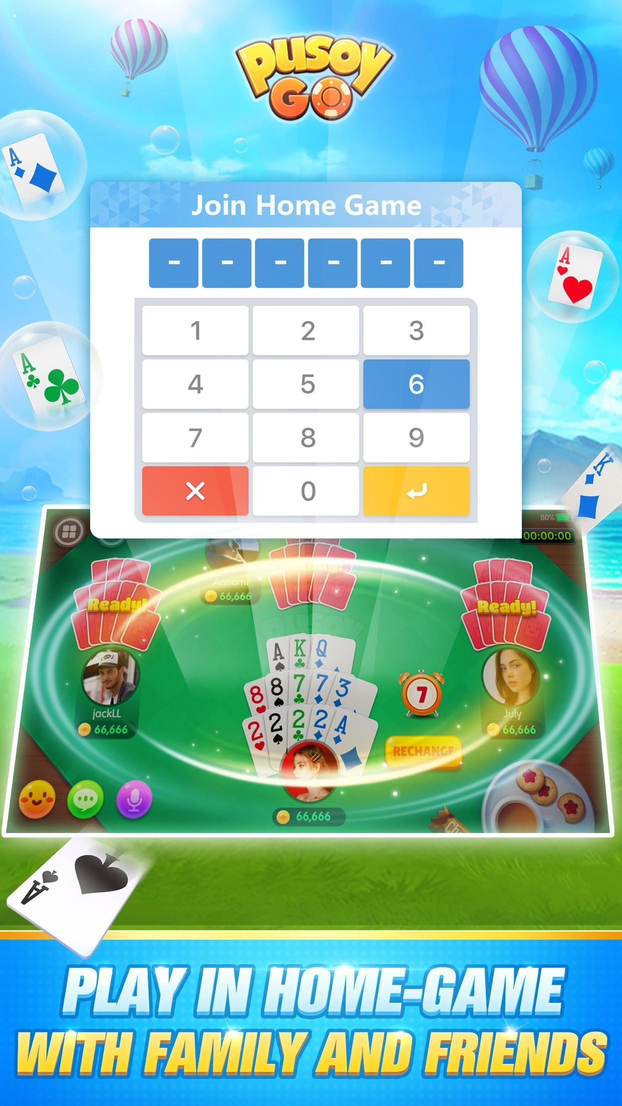 Pusoy Go Free Online Chinese Poker(13 Cards game) 2.9.24 Screenshot 5