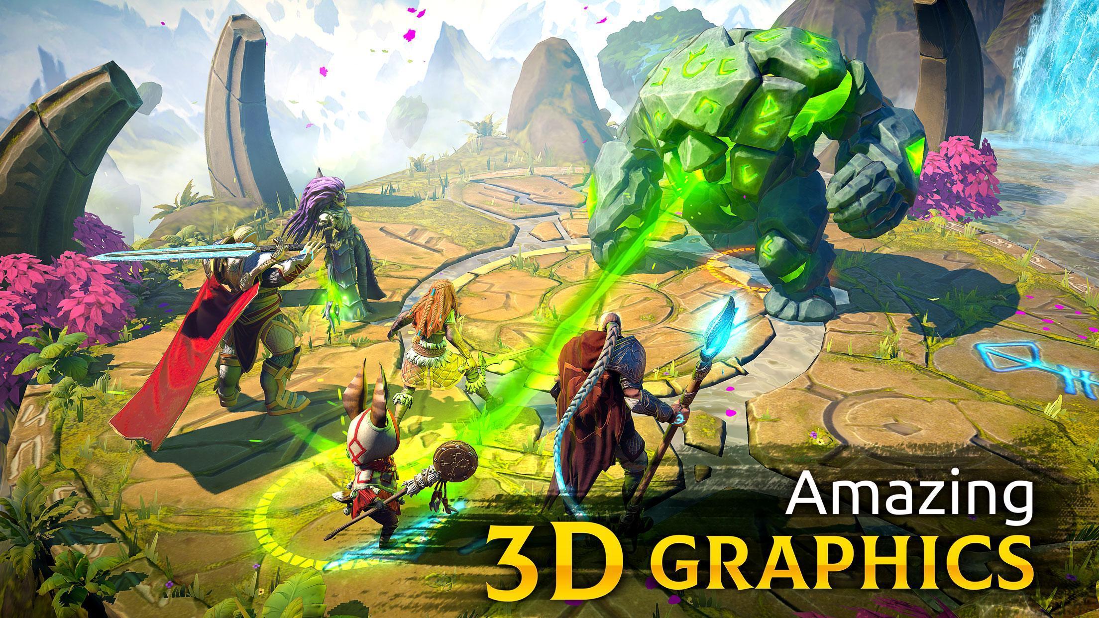 Age of Magic 1.18 Screenshot 2