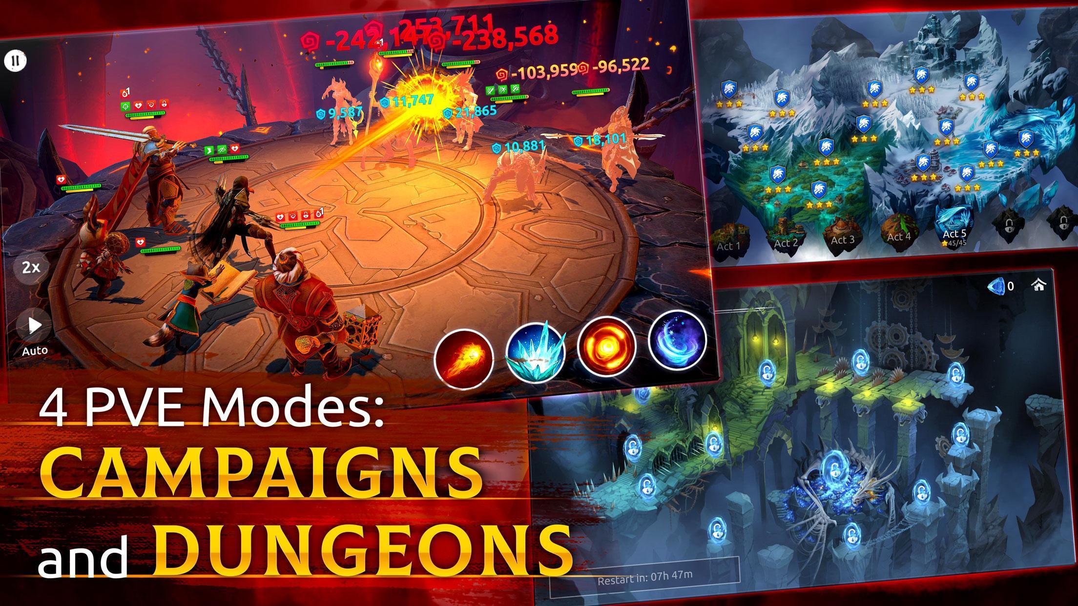Age of Magic 1.18 Screenshot 3