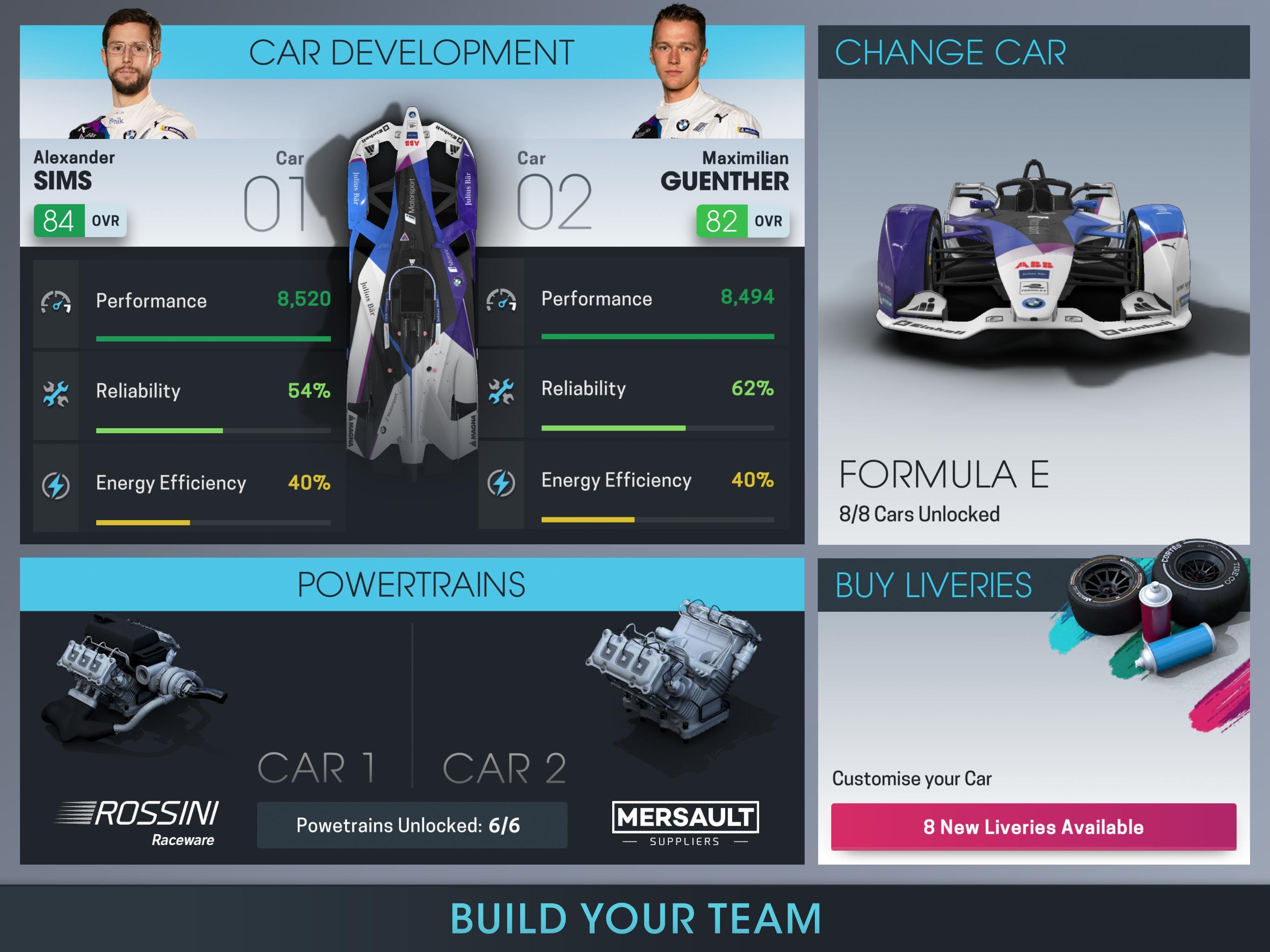 Motorsport Manager Online 1.03 Screenshot 10