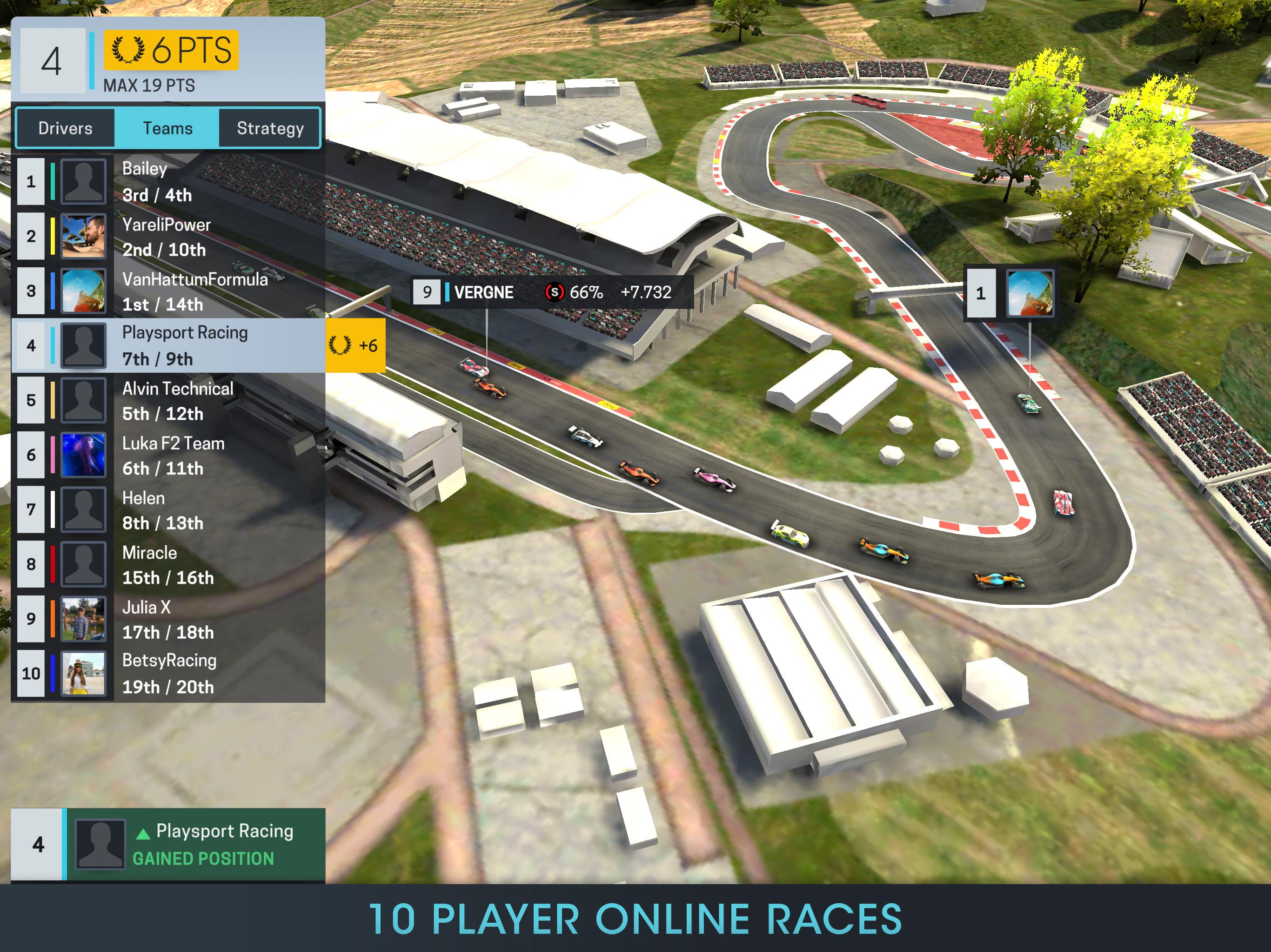 Motorsport Manager Online 1.03 Screenshot 20