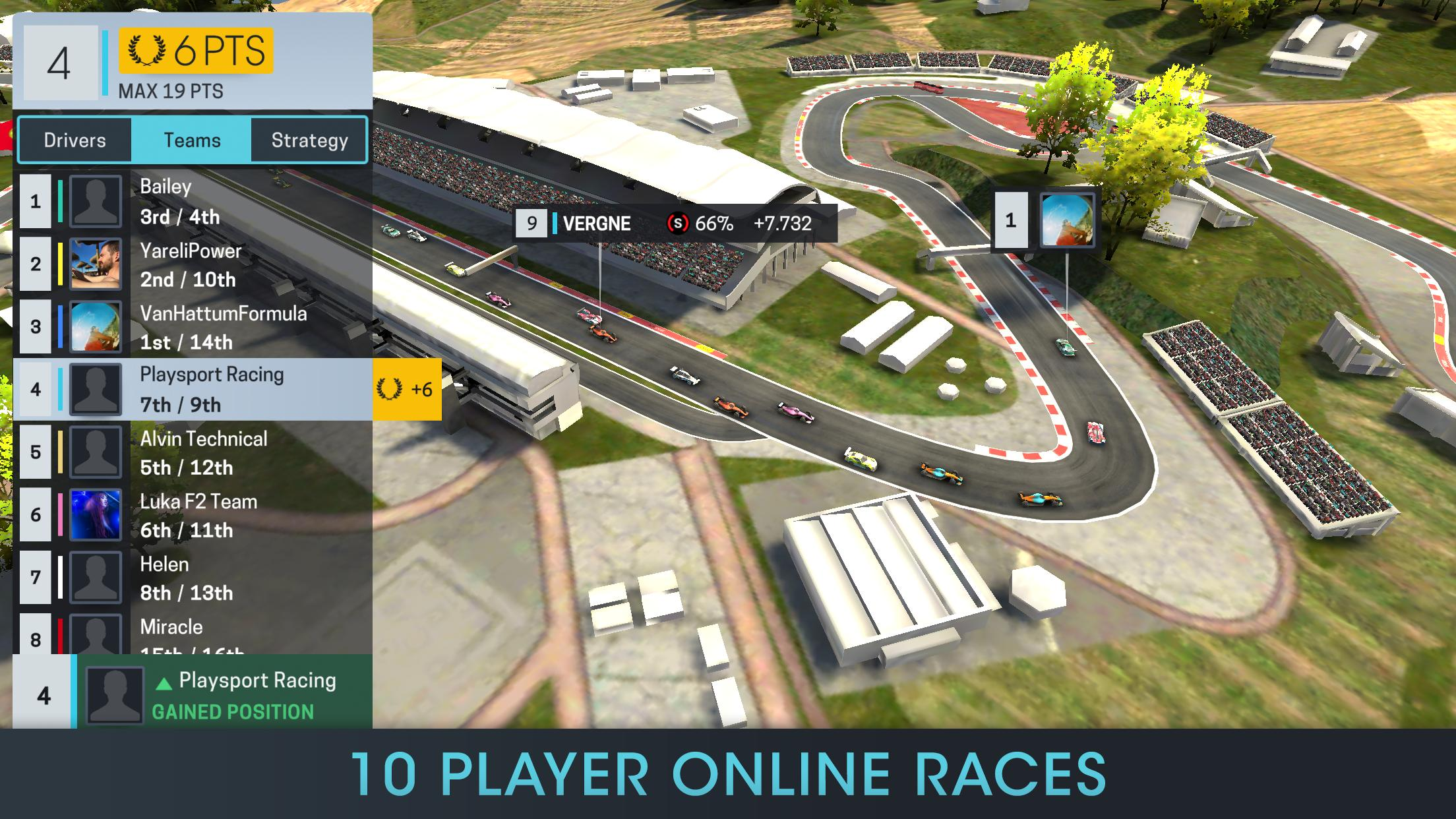 Motorsport Manager Online 1.03 Screenshot 4