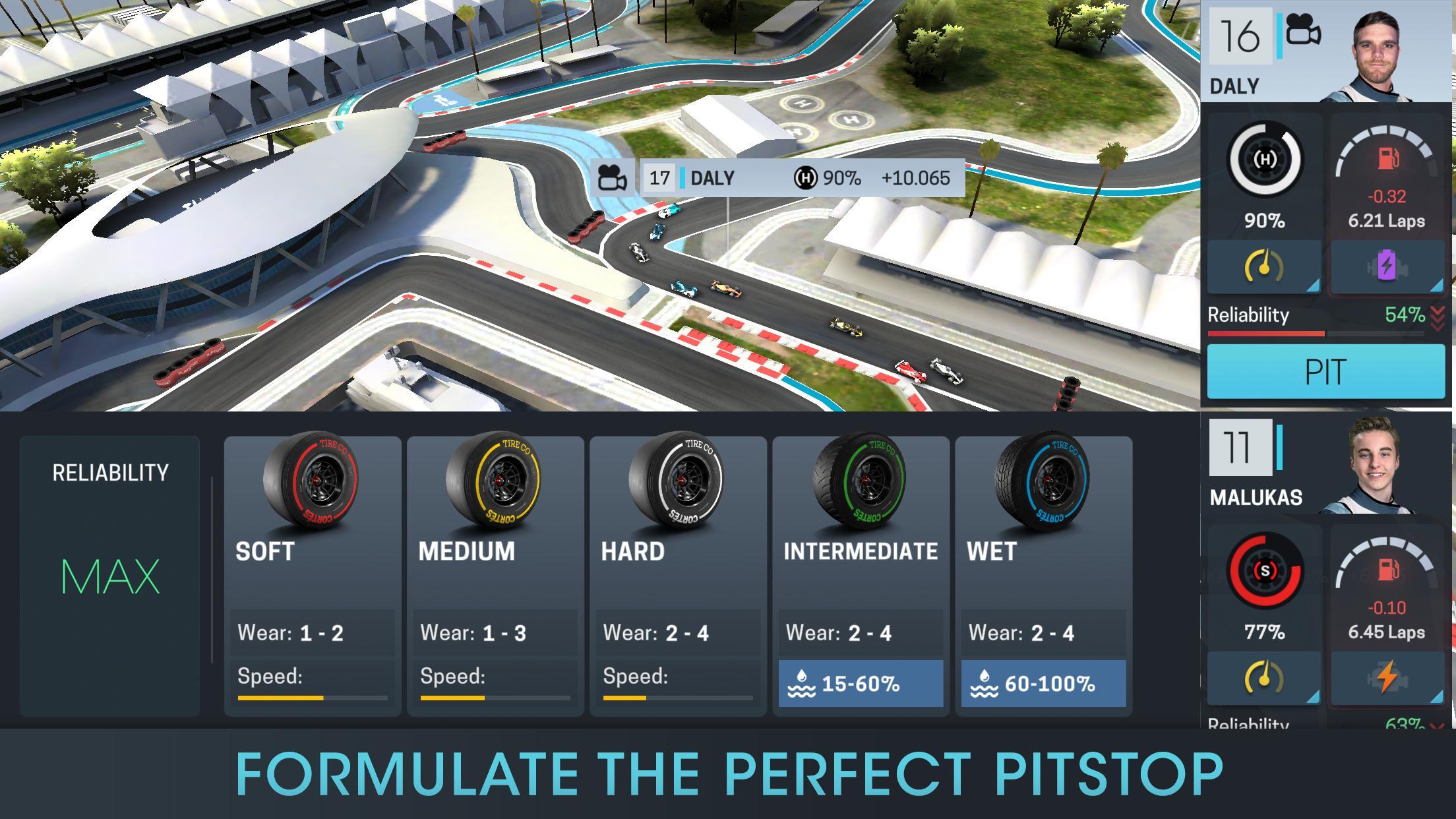 Motorsport Manager Online 1.03 Screenshot 7