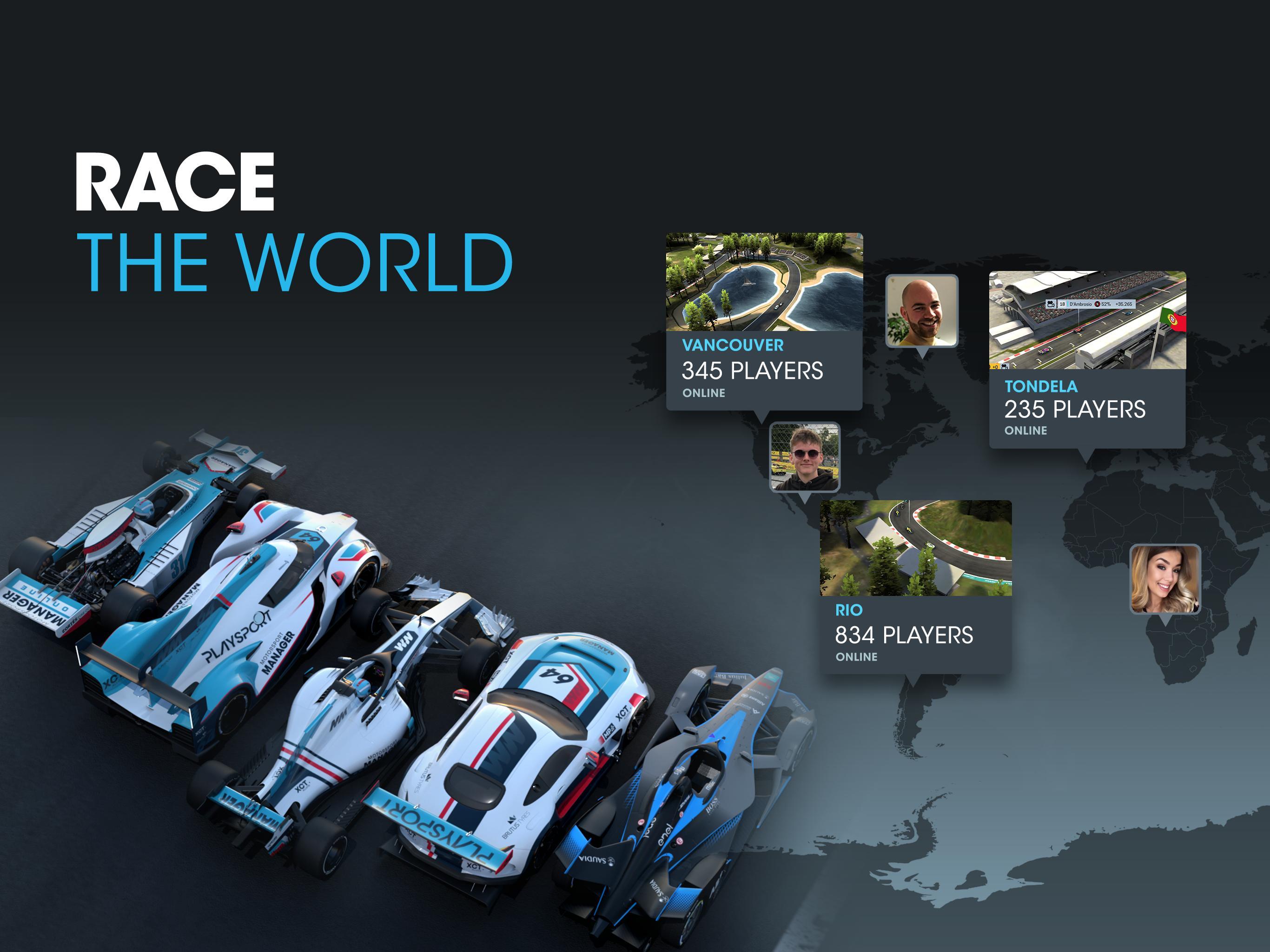 Motorsport Manager Online 1.03 Screenshot 9