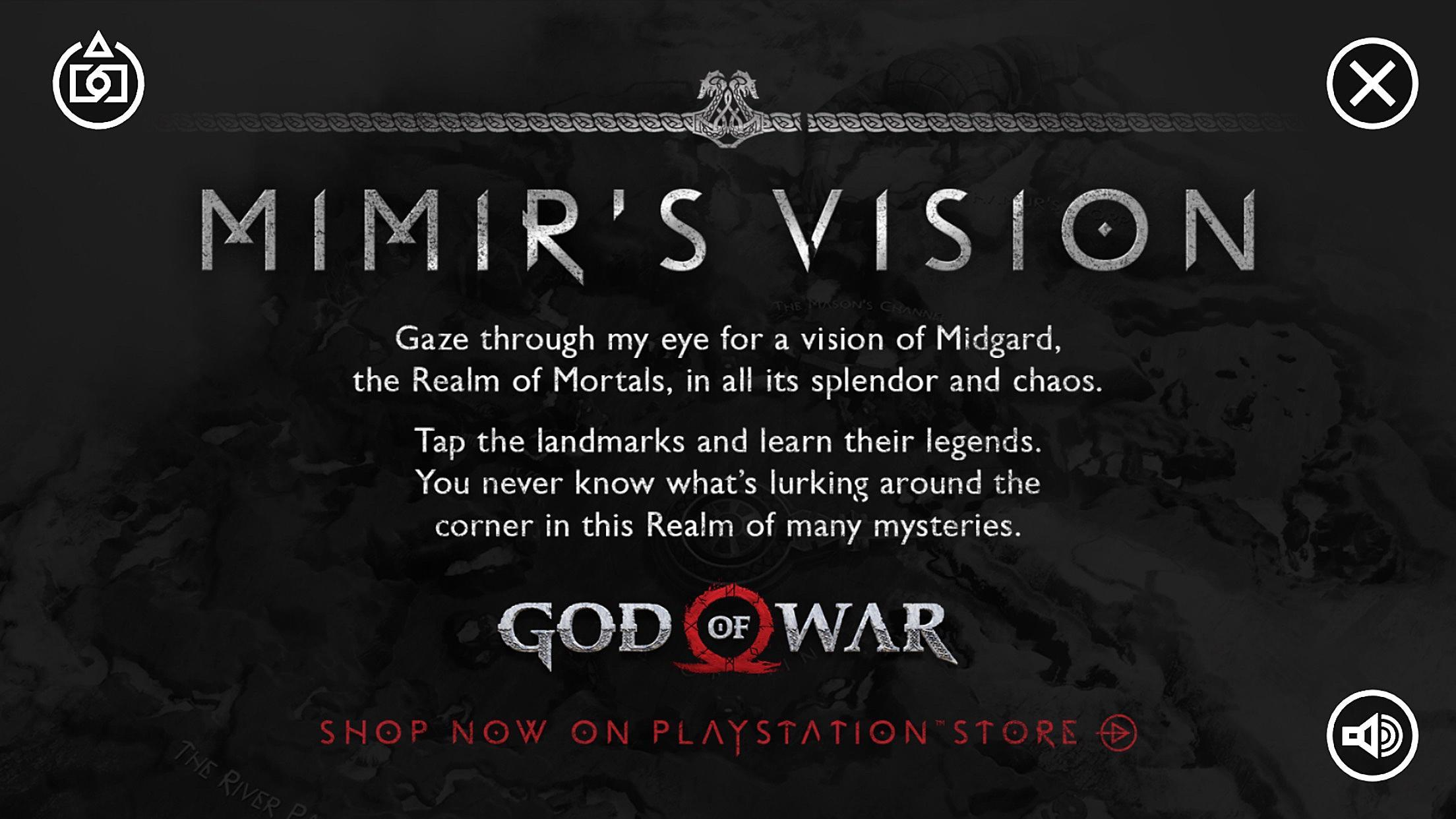 God of War | Mimir's Vision 1.3 Screenshot 9