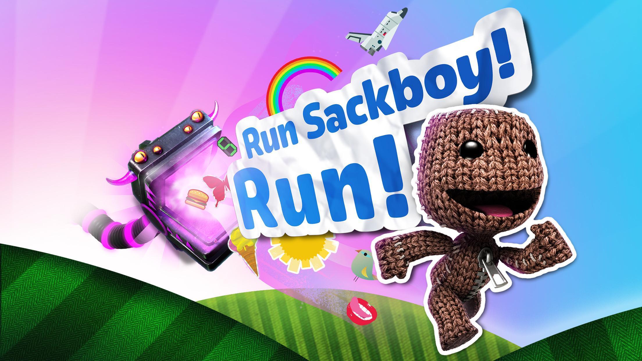 Run Sackboy! Run! 1.0.4 Screenshot 1