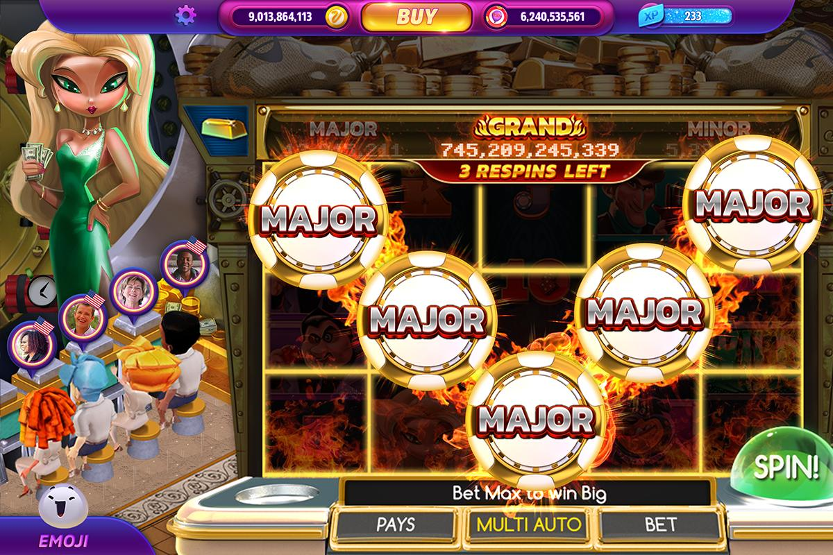 POP! Slots ™- Play Vegas Casino Slot Machines! 2.58.14764 Screenshot 11
