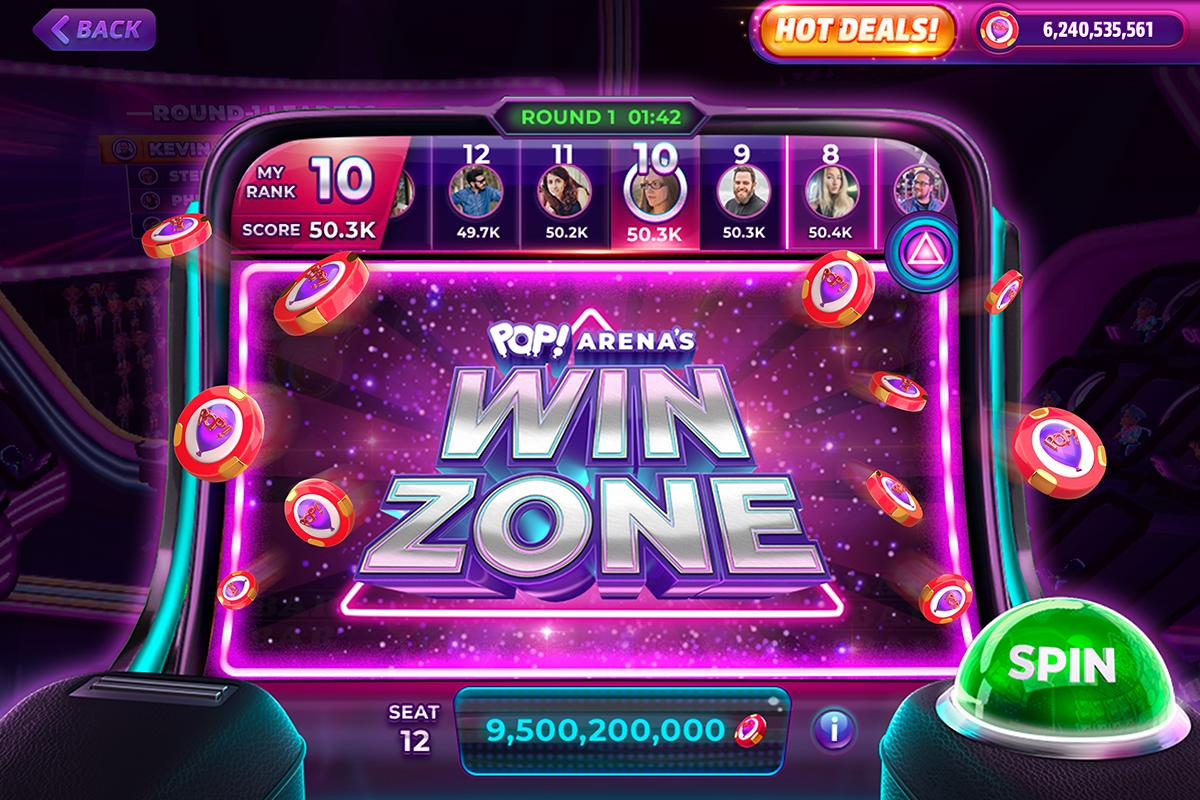 POP! Slots ™- Play Vegas Casino Slot Machines! 2.58.14764 Screenshot 7