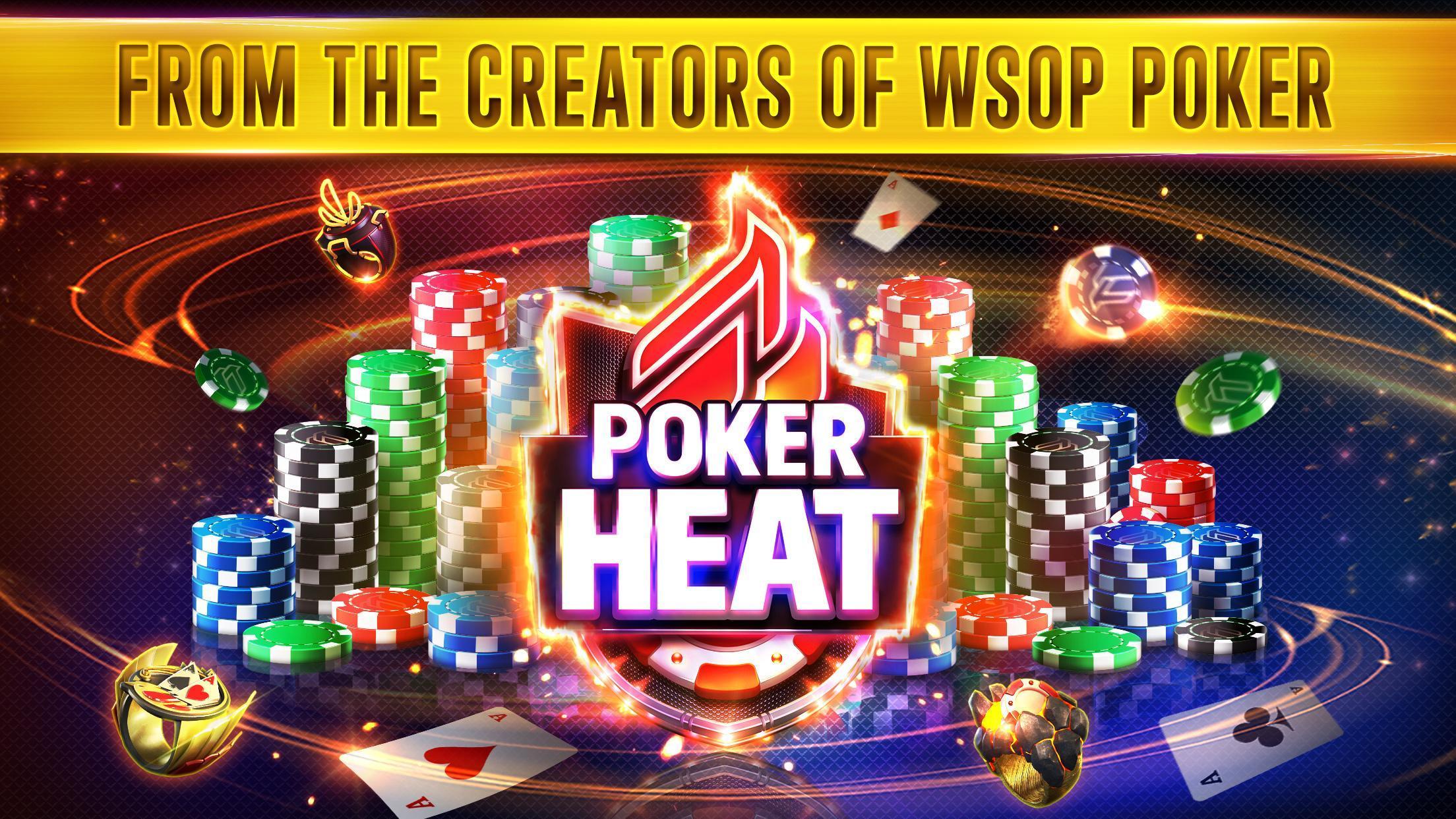 Poker Heat™ - Free Texas Holdem Poker Games 4.41.11 Screenshot 13
