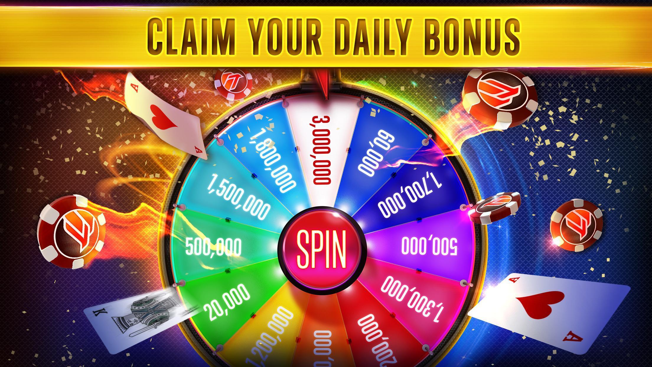 Poker Heat™ - Free Texas Holdem Poker Games 4.41.11 Screenshot 17