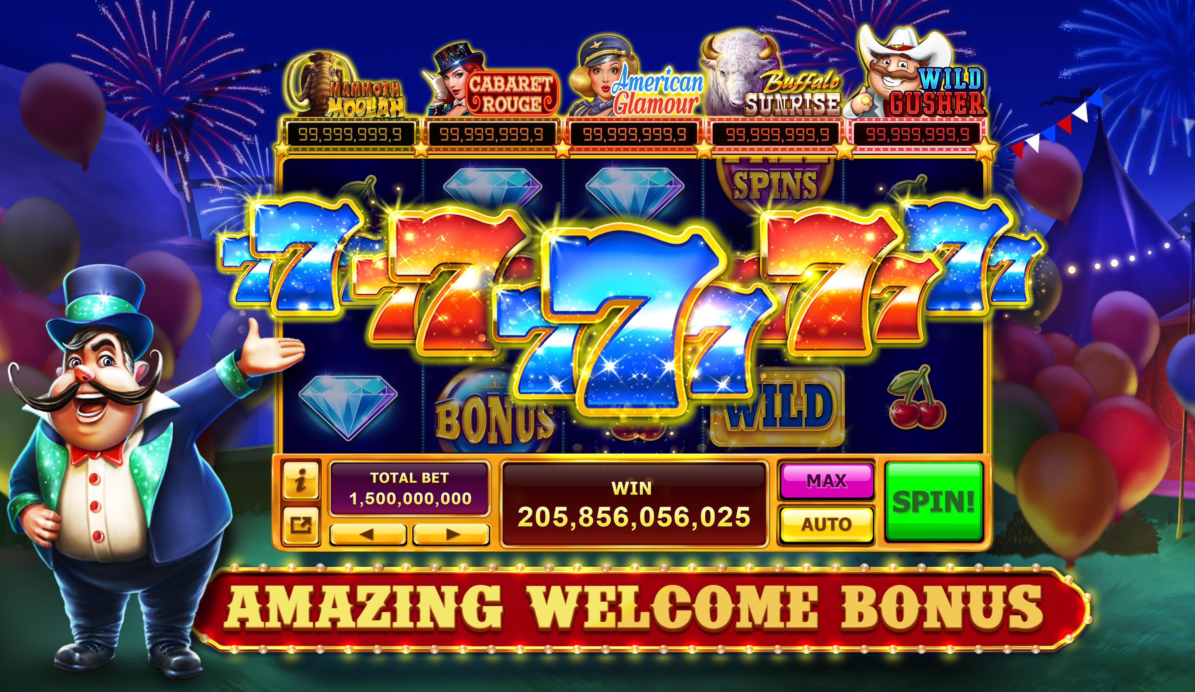 Caesars Casino: Free Slots Games 3.81.3 Screenshot 1