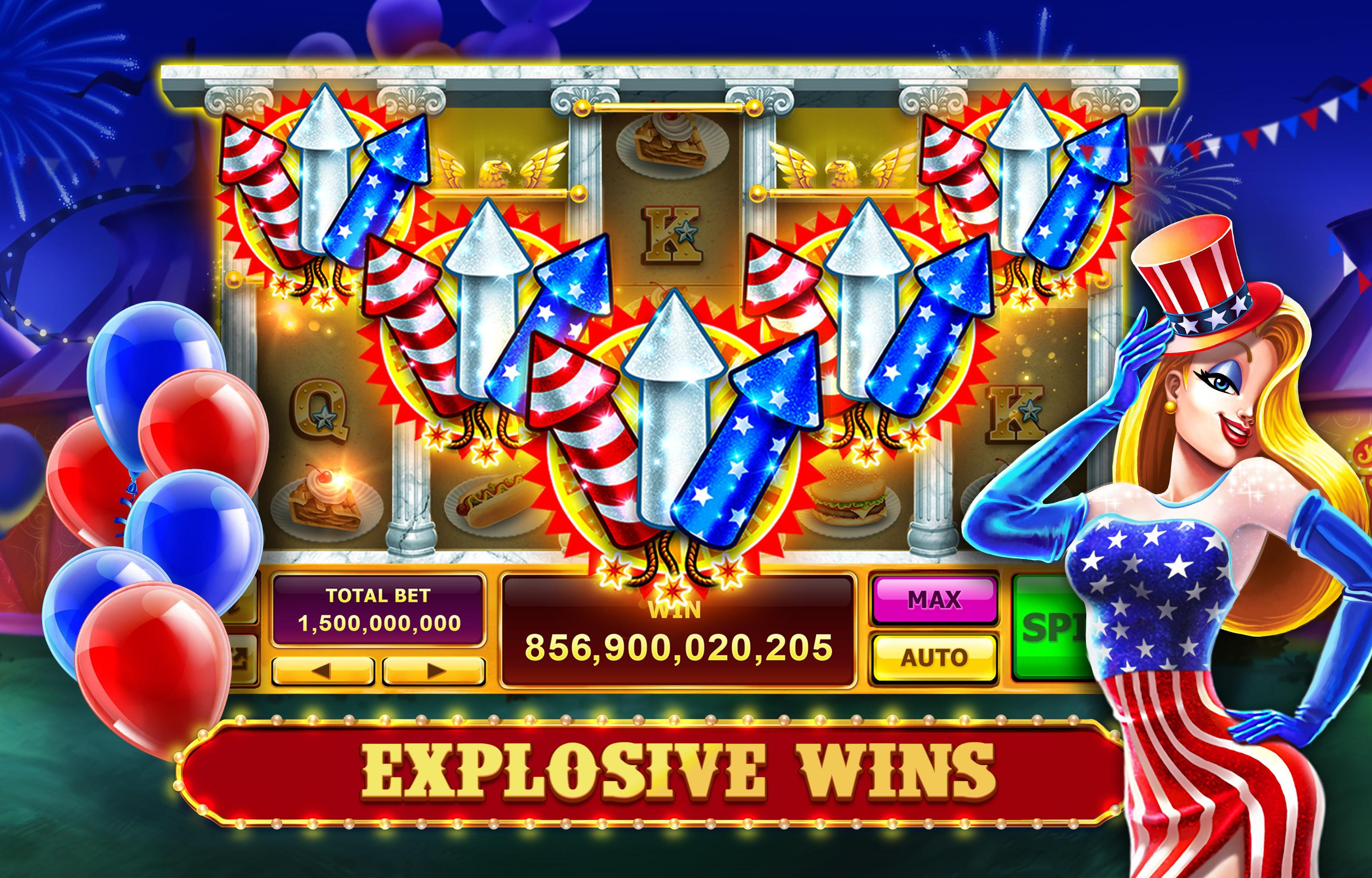 Caesars Casino: Free Slots Games 3.81.3 Screenshot 2