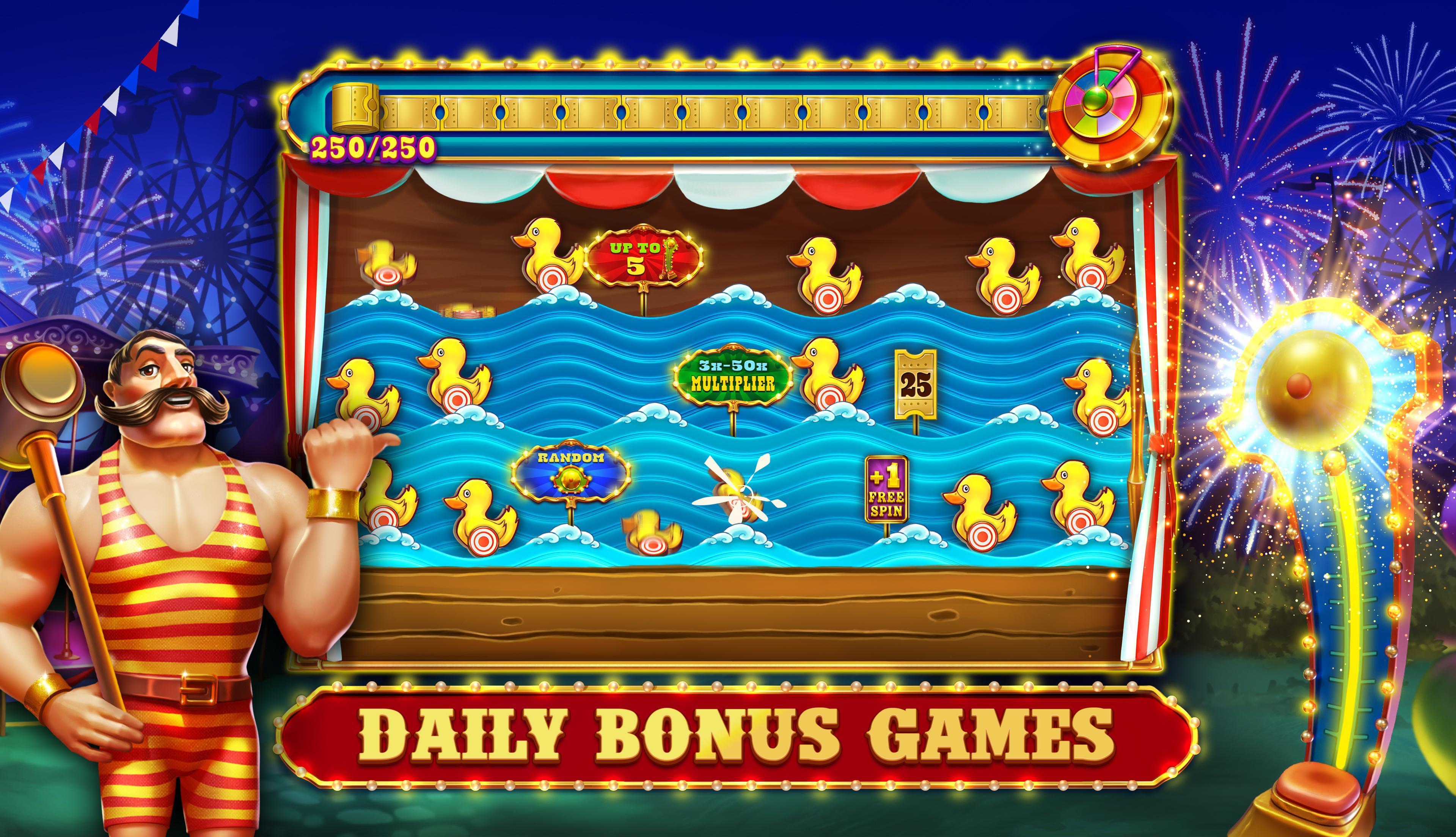Caesars Casino: Free Slots Games 3.81.3 Screenshot 4