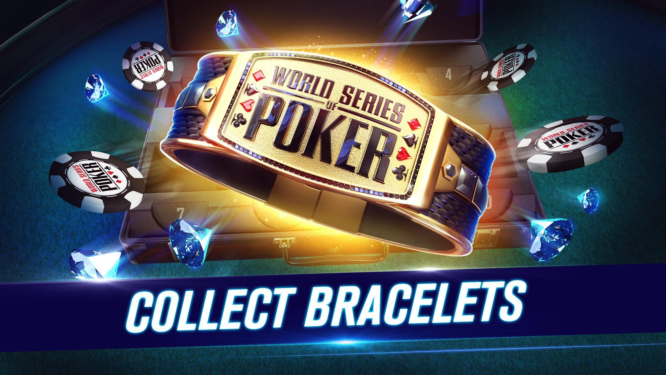 World Series of Poker – WSOP Free Texas Holdem 7.17.0 Screenshot 3