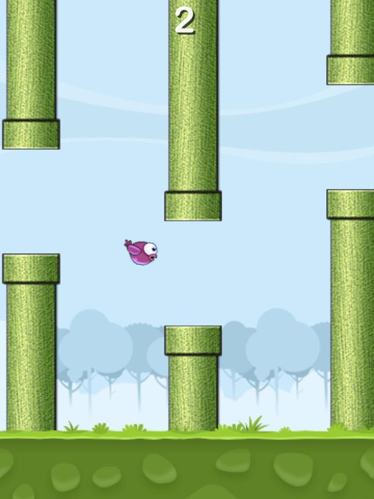 Super idiot bird 1.3.5 Screenshot 1