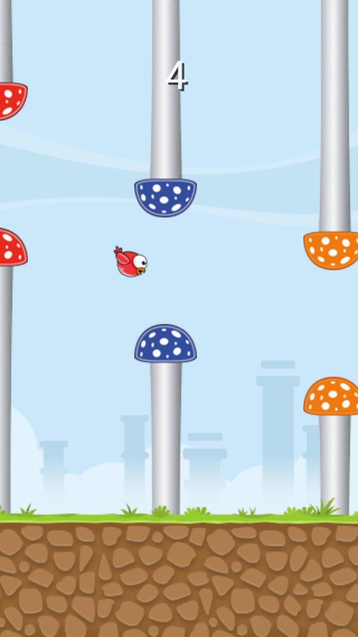 Super idiot bird 1.3.5 Screenshot 11