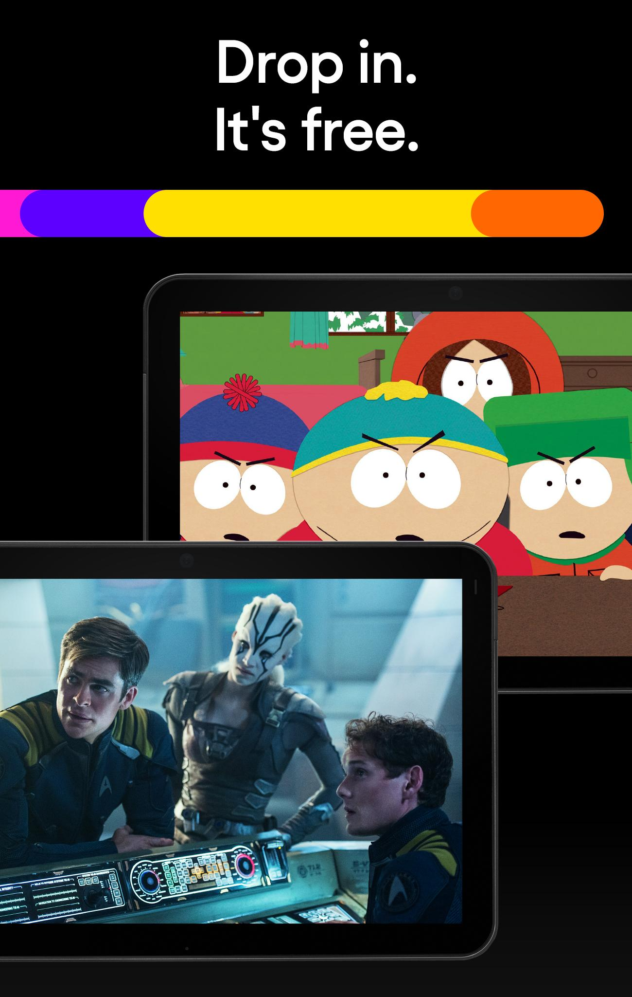 Pluto TV It's Free TV 5.3.0 Screenshot 12